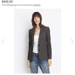 New Vince boy blazer size 10 retails $545